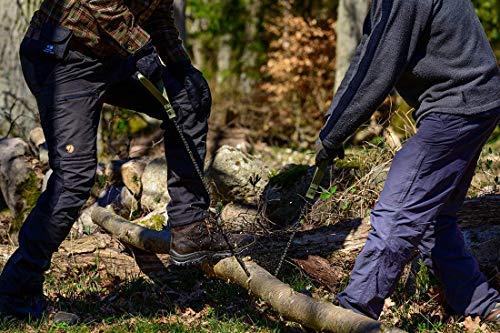 Nordic Pocket Saw Survival Chainsaw – 25.6″ Pocket Chainsaw With Nylon Case – Handheld Chainsaw Survival Saw Camping Saw – 33 Bi-Directional Teeth ORIGINAL Vers. – Outdoor Portable Saw Bushcraft Saw