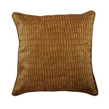 Amazon.com: Decorativos fundas de almohada café, fundas de ...