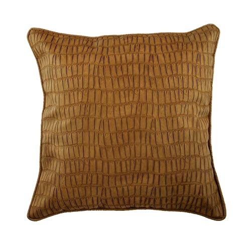 The HomeCentric Tan Brown Fundas para Cojines 60 x 60 cm ...