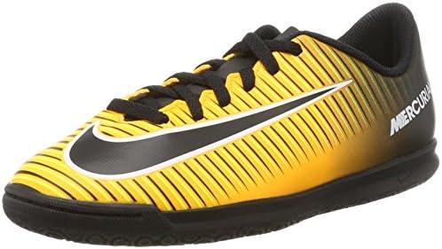 quality design 5910d 5ba03 Nike Unisex Kids' Jr MercurialX Vortex III IC Football Boots ...