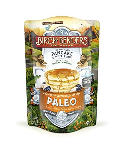 Birch Benders Pancake & Waffle Mix, Paleo, Pack of 3