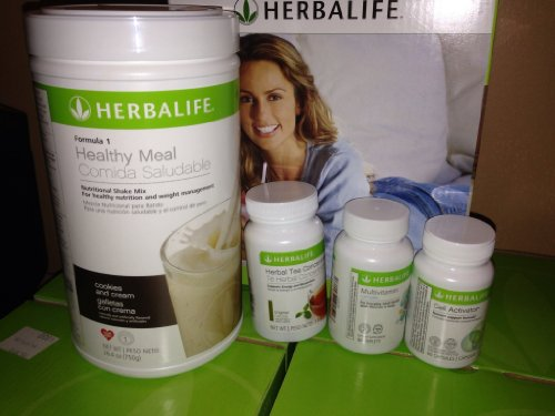 (Herbalife QuickStart Program - Choose Your Flavor (Cookies n Cream))