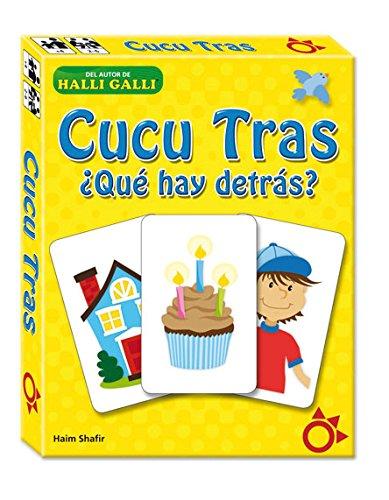 Amazon.com: Cucu tras. Juego de mesa junior.: Toys & Games