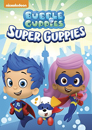 Bubble Guppies: Super Guppies (DVD) – BrickSeek