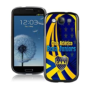 Fashionable And Unique Designed Case For Samsung Galaxy S3 With Boca Junior 1 Phone Case