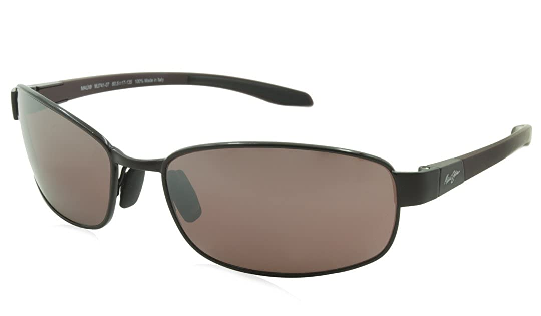 02a9ab3230db8 Maui Jim Maui SaltAir H74120A Mens Womens-sunglasses Sunglasses Polarised  Bronze - Color  Bronze  Amazon.co.uk  Clothing