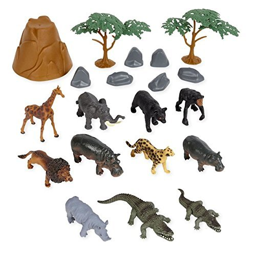 Collection Bucket - Animal Planet 20 pc Dinosaur Collection Bucket
