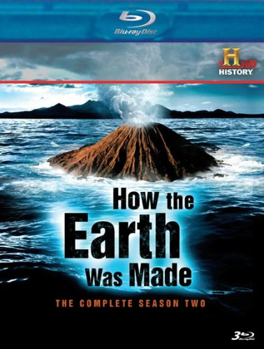 How The Earth Was Made: The Complete Season 2 [Blu-ray]