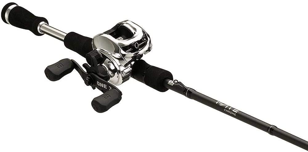 "B07MSLBMNS 13 Fishing 13 Fishing Fate Chrome/Origin Chrome - 7\'1"" Mh Casting Combo - 8.1: 1 Gear Ratio (Right Hand) 13 Fishing Fate Chrome/Origin Chrome - 7\'1\"" Mh Casting Combo - 8.1: 1 Gear Ratio (Right Hand) 51wfXPno5hL.SL1000_"