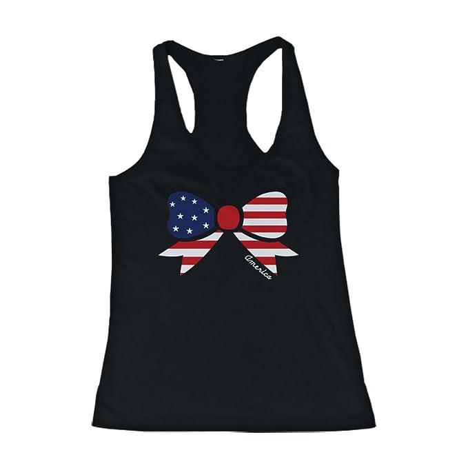 Las mujeres de diseño gráfico camiseta de tirantes - LA ...