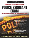 Police Sergeant Exam, LearningExpress Staff, 1576857085