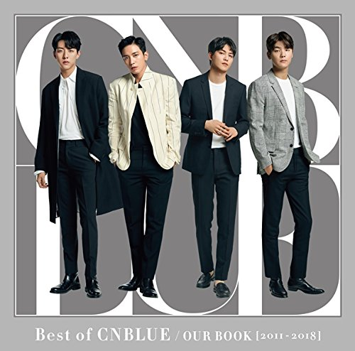 CD : CNBLUE - Best Of Cnblue / Our Book (2011-2018) (Limited Edition, With DVD, Japan - Import, 2PC)