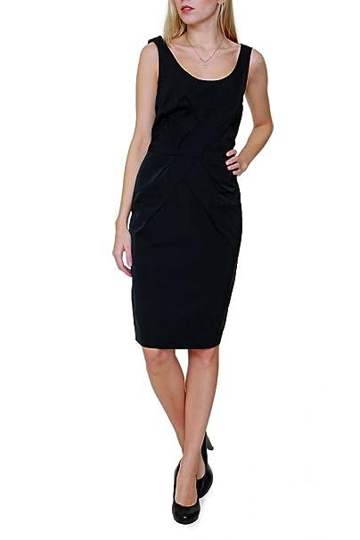 Hugo Boss Black Vestido DAICY para mujer, Color: Negro, Talla: 36
