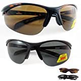 2 Professional Polarized Cycling Driving Fishing Glasses Outdoor Sports Sunglass