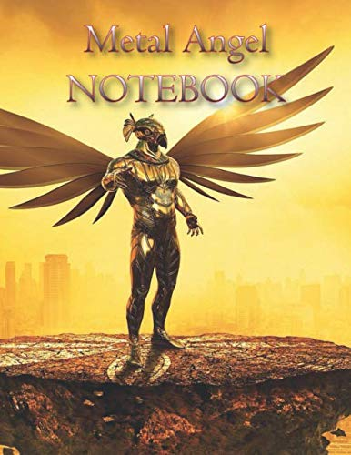 Halloween Metal Music List (Metal Angel NOTEBOOK: Notebooks and Journals 110 pages)