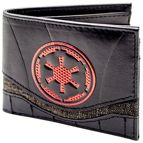 Imperial Wars Logo Wallet Star Fold Card amp; Bi ID Red Red dFTTqEw