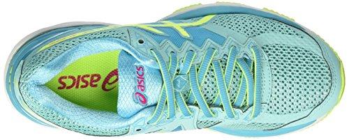 Chaussures Asics EU Blue Femme Bleu GT Yellow 2000 de 51 Safety Multicolore Aquarium 5 4 Compétition Running Aruba wttPrx