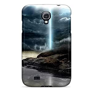 High Quality DNV4839ZpZU Sealights Tpu Case For Galaxy S4