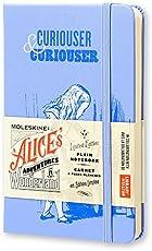 Moleskine Alice's Adventures in Wonderland Limited Edition - Cuaderno de notas (3,5 x 5,5)