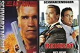 Last Action Hero, Red Heat : Arnold 2 Pack Collection