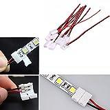 LEDneighbor LED Light Strip Connector 8mm 2pin