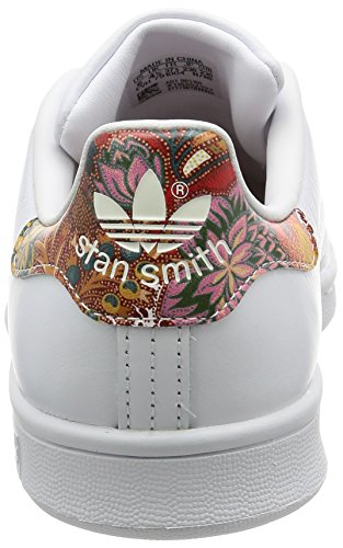 White White Blanc Footwear Baskets Footwear White Femme Off Smith adidas Mode Stan qzwSgHS