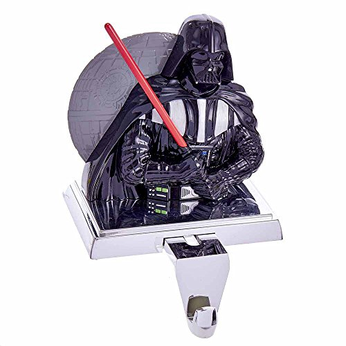 Kurt Adler 4-Inch Darth Vader Stocking Holder