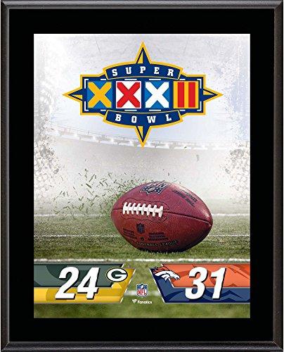 Team Broncos Bowl Denver Super - Denver Broncos vs. Green Bay Packers Super Bowl XXXII 10.5