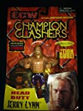 ECW Champion Clashers JERRY LYNN Figure 2000