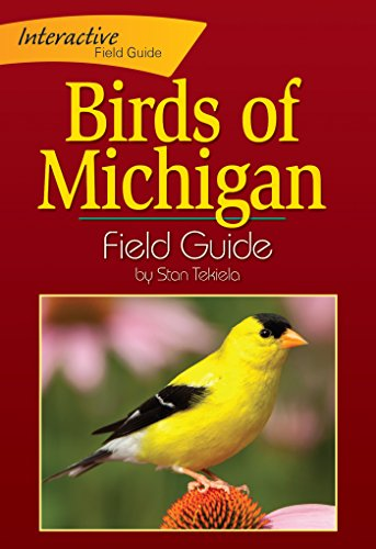 Amazon birds of michigan field guide bird identification birds of michigan field guide bird identification guides by tekiela stan publicscrutiny Gallery
