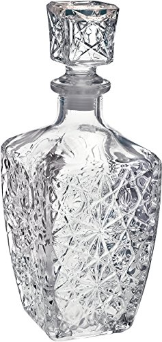 Bormioli Rocco Dedalo 26-1/3-Ounce Decanter with Stopper
