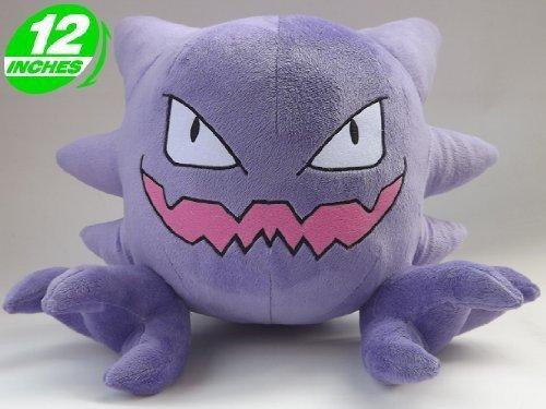 Anime Pokemon Haunter Plush Doll 12 Inches