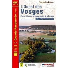 OUEST DES VOSGES - 88 - GR - 881
