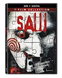 Saw 1-7 Movie Collection [DVD + Digital]