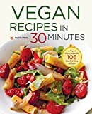 Best Vegan Recipes Books - Vegan Recipes in 30 Minutes: A Vegan Cookbook Review