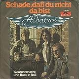 Albatros: Schade, Da Du Nicht Da Bist [Vinyl]