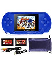 16 Bit PXP 3 PVP Portable Video Game Handheld Console 150s Games Kids Player Birthday Gift