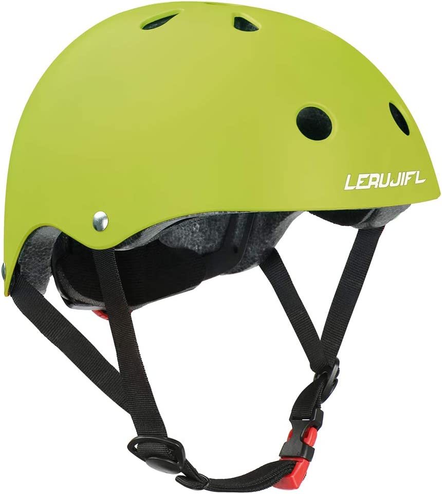 Lerujifl Adjustable Toddler Helmet