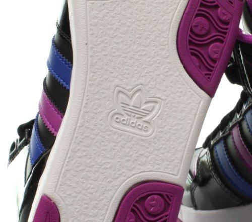 0 2 Mode Nero Femme Adidas noir Baskets W Court Originals Mid Midiru nOWwqUTB