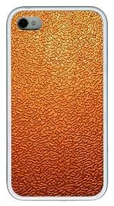 Diy For Iphone 6 Case Cover Hard case Orange traces PC White for Diy For Iphone 6 Case Cover