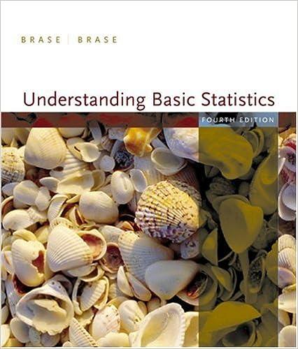 Amazon understanding basic statistics 9780618632275 charles understanding basic statistics 4th edition fandeluxe Gallery