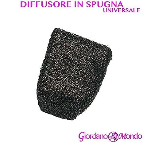 Difusor Universal Sal secador secador de pelo de espuma de viaje Profesional: Amazon.es: Belleza