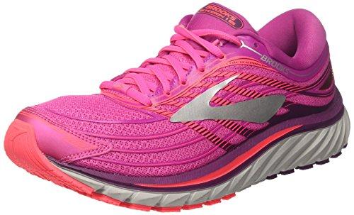 Femme 15 Rose Pinkpurplesilver Glycerin de Brooks 1b608 Chaussures Gymnastique CHnUqnwO