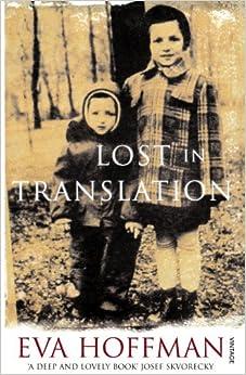 Image result for lost in translation eva hoffman