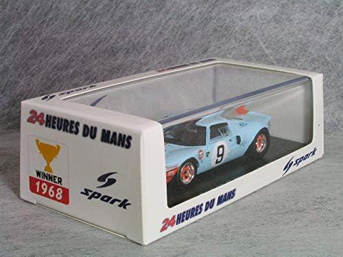 1/43 フォード 〓 GT40 #9 / 1968年 ル・マン24 優勝 〓 Ford