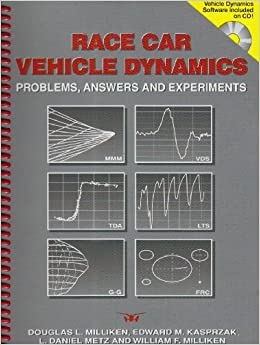 Race Car Vehicle Dynamics Book