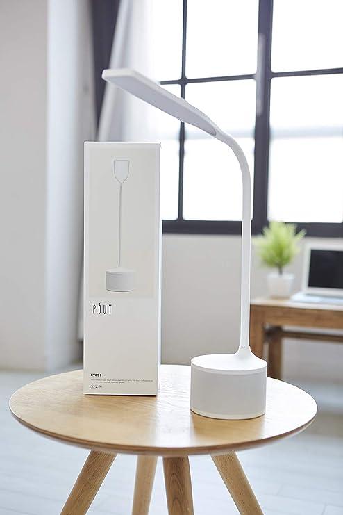 Altavoz Bluetooth Eyes 1 de Póut con cargador USB y lámpara ...
