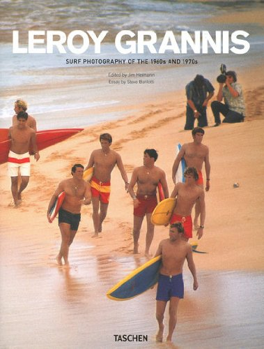 LeRoy Grannis: Surf Photography of the 1960s and 1970s: JU Taschen 25: Amazon.es: Barilotti, Steve, Heimann, Jim, Grannis, LeRoy: Libros en idiomas extranjeros