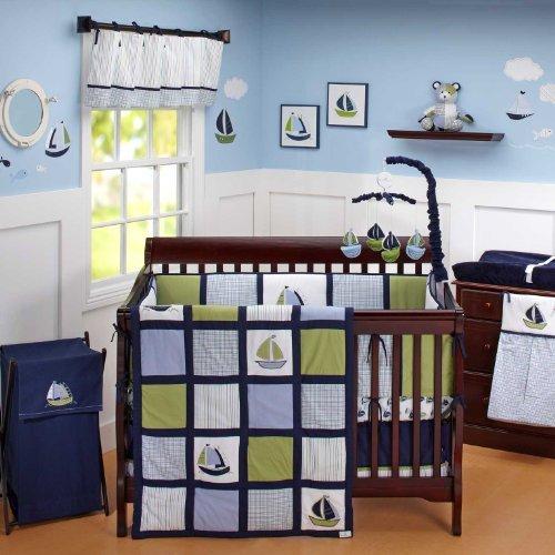 Nautica Zachary 6 Piece Comforter Set by Nautica Kids (Image #1)