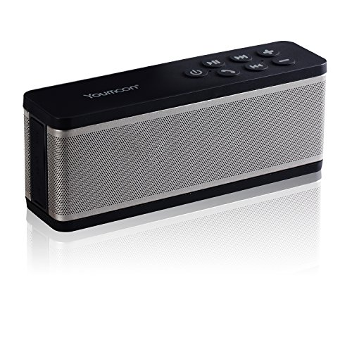 Powered Ipod Speaker System (Youmoon Wireless Portable Bluetooth Speakers | Compatible With iPhones, Smartphones, iPads & More)